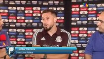 ¿Por qué se ausentó Héctor Herrera de la Selección Azteca? | Azteca Deportes