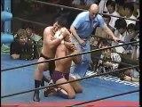 Ric Flair vs Jumbo Tsuruta (All Japan May 11th, 1985)
