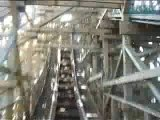BANDIT montagne russe looping  roller coaster