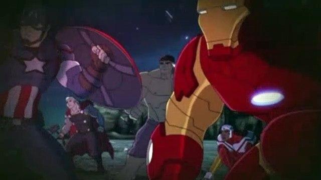 Avengers Assemble S03E02 The Ultimates