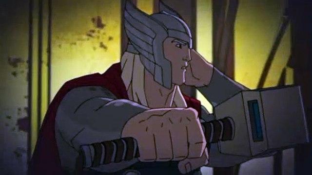 Avengers Assemble S03E09 Inhumans Among Us