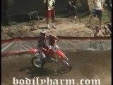 Acidentes (Motos) 03 - dirt bike accident