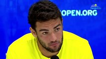 "US Open 2019 - Matteo Berrettini is in semi-final : ""I know Rafa, everyone knows Nadal and knows it's going to be hard !"""