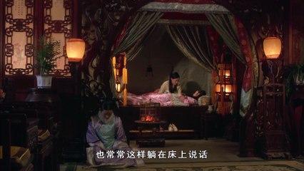甄嬛与眉姐姐同床,说出了害死华妃的真正计谋!