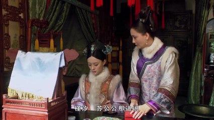 甄嬛与华妃在冷宫对峙,华妃仍然执迷不悟