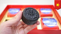 Oreo Mooncakes have unfortunately landed in Asia
