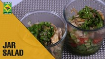 Healthy Jar Salad | Food Diaries | Masala TV Show | Zarnak Sidhwa