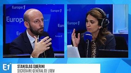Stanislas Guerini - Europe 1 jeudi 5 septembre 2019