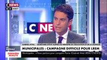 Gabriel Attal : « Pendant deux ans on a réformé pour les Français désormais on a l'ambition de réformer avec eux »