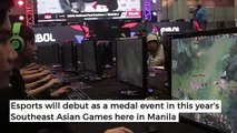 Esport to debut as medal event in 2019 SEA Games