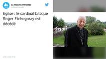 Le cardinal Roger Etchegaray, ancien président de la conférence des évêques de France, est mort