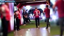 Le stade de Galatasaray en feu pour la présentation de Falcao