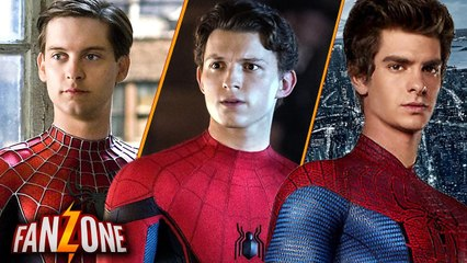 SPIDER-MAN : 5 questions qu'on se pose après FAR FROM HOME - FanZone