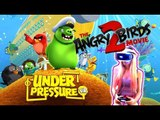 I try  The Angry Birds Movie 2 VR: Under Pressure (PSVR) Gameplay First Impressions
