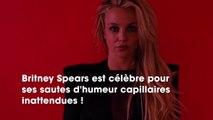 Britney Spears change du tout au tout et devient brune