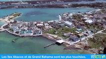 Les images des Bahamas dévastées par l'ouragan Dorian