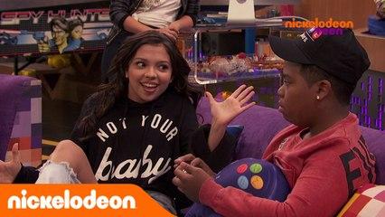 Game Shakers | Chasseurs de déprime | Nickelodeon Teen