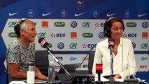 La vraie / fausse interview de Didier Deschamps - Tom Villa a tout compris