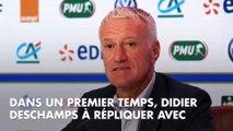Nagui : Didier Deschamps et les Bleus s'éclatent à son micro