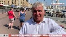Politique : Christophe Madrolle candidat à la Mairie de Marseille