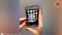 Elle bouche tous les micros de son iPhone mais SIRI l'entend quand même !
