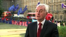 John McDonnell: I'm desperate for a general election