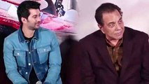 Sunny Deol's son Karan Deol  launches Pal Pal Dil Ke Paas trailer with Dharmendra | FilmiBeat