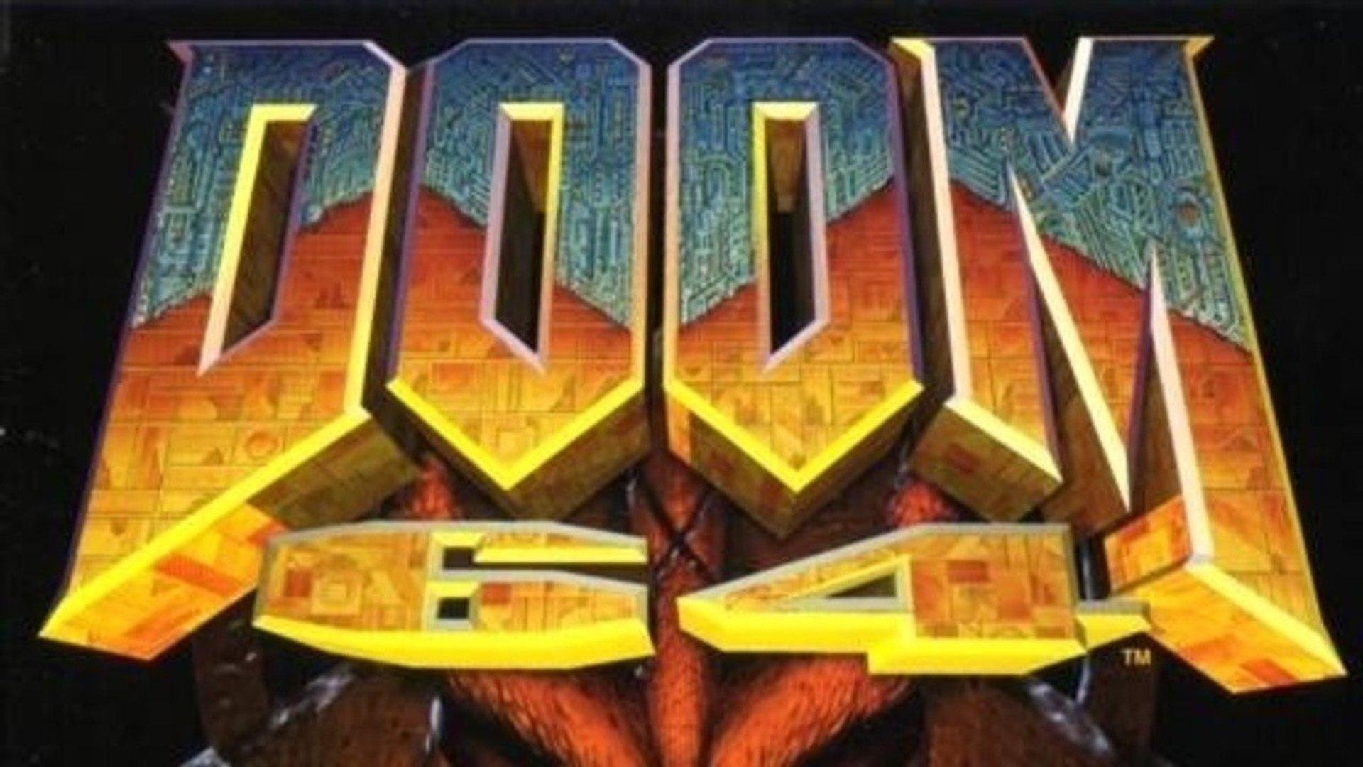 Doom 64 - Annonce sur Nintendo Switch