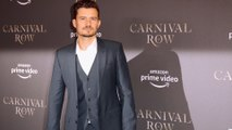 Orlando Bloom has been in therapy since he was four
