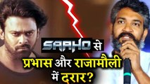 All Is Not Well Between Prabhas And S.S. Rajamouli After Saaho
