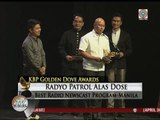 ABS-CBN reaps awards at KBP's Golden Dove