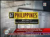 PH listed among world's 'miserable countries'