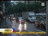 Summer thunderstorm hits Metro Manila