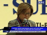 Benhur welcomes Tuason as state witness