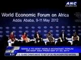 Manila to host World Economic Forum on East Asia