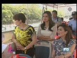 WATCH: Kris tries MMDA ferry