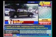 Carjackers seize pickup truck in Manila