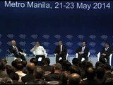 WEF founder says Aquino's policies making a difference