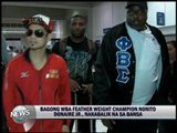 Donaire back, says Vetyeka really played dirty