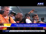 Dubai promoter working on Pacquiao-Floyd match
