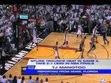 TJ Manotoc breaks down Game 3 of NBA Finals