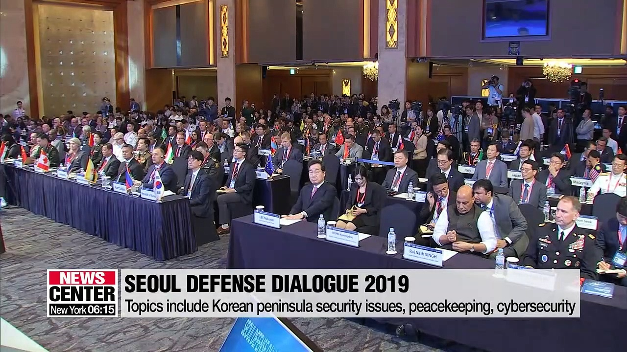 Abrams in Seoul Defense Dialogue 2019 quelling concerns in alliance rift