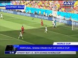Portugal, Ghana crash out of World Cup