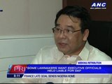 Why lawmaker wants PNoy impeached