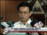 Gigi Reyes moves to Taguig jail; Enrile stays in hospital