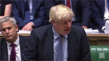 Johnson Brexit Plan Falls Apart