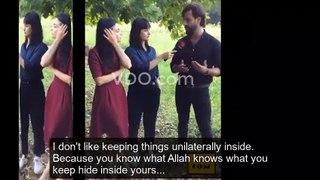 Emir and Reyhan Interview - Yemin Season 2