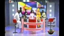 Le retour très rythmé d'Amina Poté à la TFM après l'accouchement