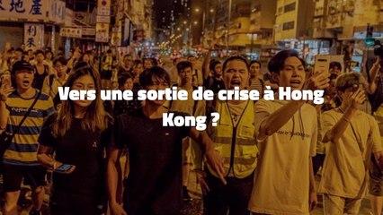 Hong Kong l'exécutif retire le texte controversé sur les extraditions