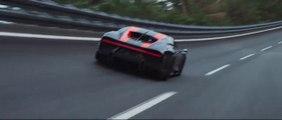 En frôlant les 500km/h, la Bugatti Chiron a battu le record mondial de vitesse.